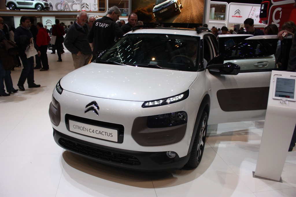 Citroen's C4 Cactus sees a welcome return to simplicity.
